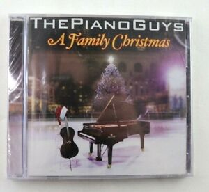 The Piano Guys : The Piano Guys: A Family Christmas CD (2013) New