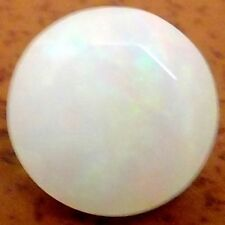 Ethiopia Round Translucent Loose White/Precious Opals