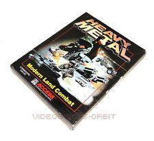 Heavy Metal pour Commodore c64 comme disquettes version d'Access