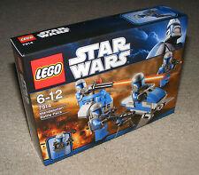 STAR WARS LEGO 7914 Mandaloriani Battle Pack Nuovo Di Zecca Sigillato