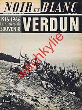 Noir et blanc n°1108 du 26/05/1966 Verdun Paul Derval