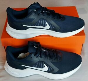 Nike Downshifter 10, Trainers, Gym, Running, UK 10, Blue, Mens.