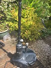 Hozelock Easy Clear 7500 Pond Pump. All In One,Filter,Pump,fountain UV .One Plug