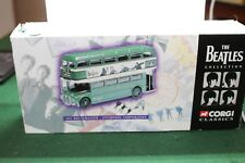 Corgi Classics The Beatles Collection AEC Routemaster Bus with The Beatles decs