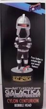 Battlestar Galactica CYLON CENTURION Bobble Head Figure Wackelkopf Licht&Sound