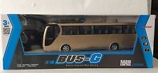 New Super Bus RC Radio Remote Control LED Bus Music & Lights Dynamic Bus Speed