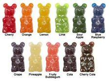 World's Largest Gummy Bears - Lemon Flavored Giant Gummy Bear 5 LBS