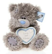 """Me To You Tatty Teddy Collectors 7"""" Plush Bear - Love and Kisses 1513"""