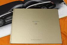 2009 Maybach Zeppelin hardcover Prospekt brochure catalogue LIMITED 57S 62S V12