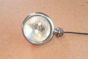 Vintage 1932 Ford Cowl Light  Rat Hot Rod  WORKS Original? No Reserve