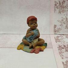 All God's Children - Martha Holcombe - Peanut - Signed w/Coa