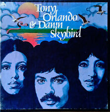 TONY ORLANDO & DAWN - SKYBIRD - ARISTA - 4 TRACK - REEL - REEL TAPE - 3 3/4 IPS