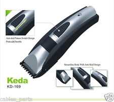 Multifunctional Rechargeable Hair Clipper Cutter Haircut Washable Beard Trimmer