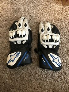 Alpinestars GP Plus Motorcycle Gloves (XL)