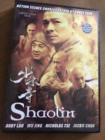 Shaolin Starring: Jackie Chan Andy Lau 2013 Kung Fu B-14