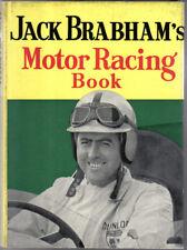 Jack Brabham's Motor Racing Book Pub. 1962 Cooper racing cars circuits teams +