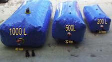 Water Bladder Storage Tank 2,000 liters