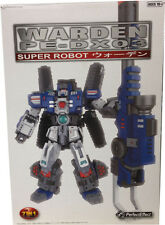 [W.H]MISB Transformers Perfect Effect PE-DX03 Warden (Fortress Maximus Vers)