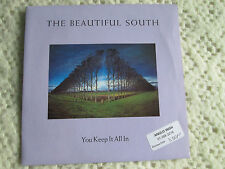 Beautiful South - You Keep It All In Go! Discs GOD 35 Pic Sleeve 7inch 45 single