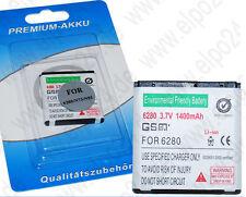 NUEVO Li-Ion batería para Nokia 3250/N77/N93/250/6151/6233/6234/Smartphone 9300/