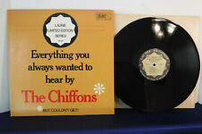 The Chiffons, Everything You Always Wanted To Hear but Couldn't, Laurie LES 4001