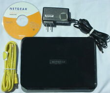 Netgear WNDR3700 N600 RangeMax Dual Band WirelessN Router NAS File Server WIFI