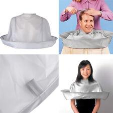 Adult Foldable Hair Cutting Cloak Umbrella Salon Barber Gown Cloth Cape For Home