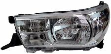 Headlight Toyota Hilux 2015-2016 New Left Front lamp SR workmate 15 16