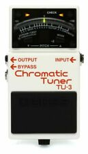 Boss TU-3 Chromatic Tuner Pedal with Power Supply