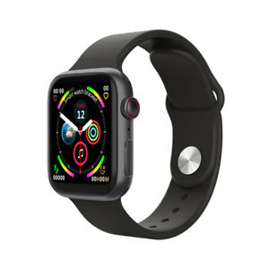 Smart Watch T900 Pink Bluetooth 2021 series 6 Apple Android Health Fitness Gym