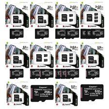 Kingston Canvas Select Plus Micro SD Karte 16GB 32GB 64GB 128GB 256GB 512GB TF C