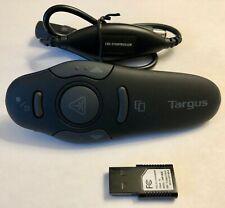 Targus Wireless Presenter with Laser Pointer  AMP16US-52          JC0497