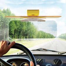 2in 1 Mirror Car Sun Visor Dazzle Goggle Day Night Vision Driving LO