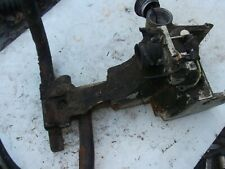 Stihl Ts400 crankcase and front handle