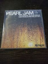 PEARL JAM 2012 XMAS 45 - All Night (Live 2011) / In The Moonlight (w/Josh Homme)