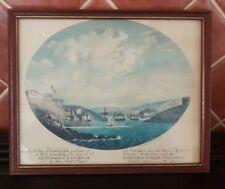 Antique (Pre-1900) Open Edition Print Landscape Art Prints