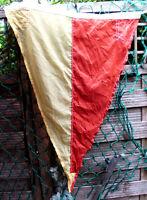 Signalflagge F  Volksmarine der DDR und Warschauer Pakt original unbenutzt