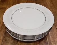 * Set of 12 * Noritake China CUMBERLAND -- Dinner Plates Plate Set