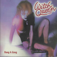 Witch Queen ‎– Bang A Gong    New cd  (Gino Soccio)