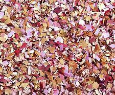 LILLA Viola Blush Rame Rose Oro coriandoli matrimonio Biodegradabili ospiti (25)