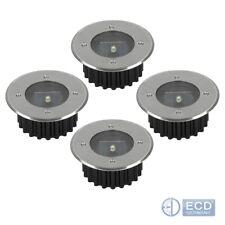 vidaXL 6x LED Einbaustrahler Garrten Bodenstrahler Bodenlampe Bodeneinbaulampe