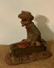 """1989 Tom Clark Train Gnome - """"jesse�"""