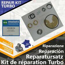 Repair Kit Turbo réparation RENAULT 11.1 435 CV 317486 S400 5010412899 Melett