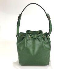 100% authentic Louis Vuitton Epi Puchinoe M44104 shoulder bag Borneo Gre 37-1-a