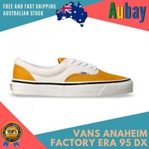 Vans Anaheim Factory Era 95 DX Casual Old School Shoes Sneakers Unisex Authentic