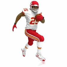Hallmark Ornament 2015 NFL Kansas City Chiefs Jamaal Charles