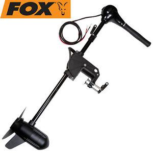 Fox 80lb 12v BL engine - Elektromotor, Bootsmotor, Angelmotor, Motor