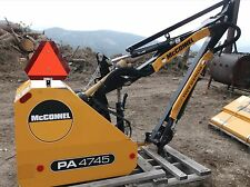 MCCONELL PA 4745 MOWER TRACTOR MOWER ATTACHMENT