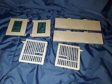 Playmobil pièces détachées habitation Banque et autres westernlot fenêtres gril