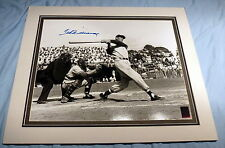 TED WILLIAMS SIGNED AUTO AUTOGRAPH 16X20 ESTATE GREEN DIAMOND GD